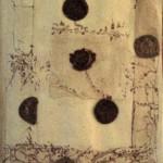 """Winter Flowers"" of Bottle Cap Book"