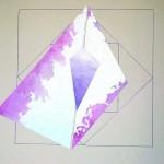 """Go Fly a Kite""  (16"" x 20"")   Mixed Medium on Paper"