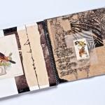"""Birds"" of Antique Advertising Card Book"